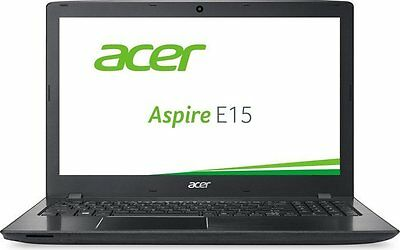 Acer Aspire E15, 39,6cm (15,6), Core i5-6200U, 8GB RAM, 96GB SSD, 1TB HDD, Win10