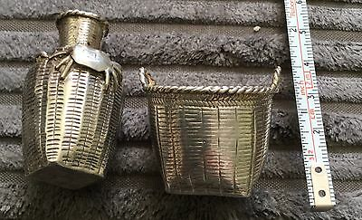 Two Pieces Of Antique Chinese Silver?