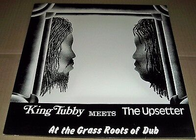 KING TUBBY Meets THE UPSETTER Grass Roots of Dub - Studio 16, STU16LP, 2005 - EX