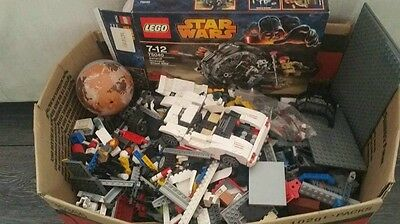 4KG of Mixed Lego