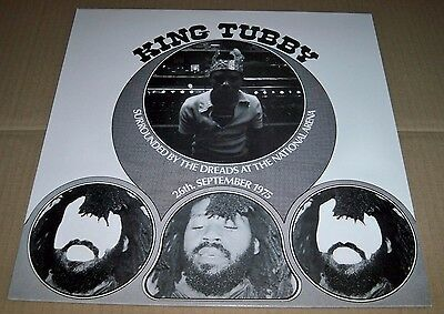 KING TUBBY Surrounded By The Dreads At National Arena 1975, 13 Track LP Studio16