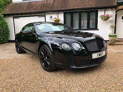 Bentley Continental GT 6.0 auto 2011MY Supersports