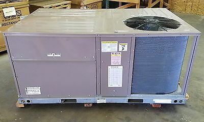 Champion York Packaged 5 Ton Air Conditioner W/ Gas Heat, 208/230V 3 Ph, New 258