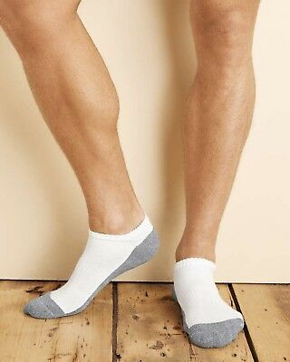 Gildan GP711 Adult Platinum No Show Socks