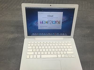 "Apple A1181 MacBook 13.3"" Core 2 Duo 2.0Ghz, 120G, 2GB Ram, WiFi, WebCam, NEW AC"