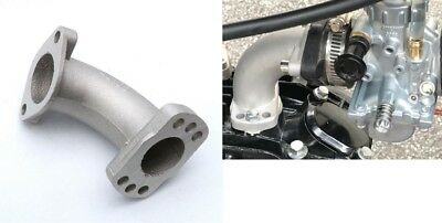 Adjustable 26MM Intake Manifold Pipe 125 150 160cc Chinese Pit Bike ATV H IN27