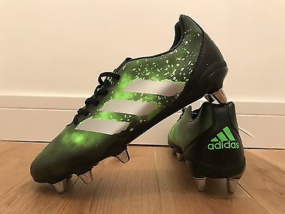 Adidas Regulate Kakari SG Rugby Boots Size UK 12 (Men's)