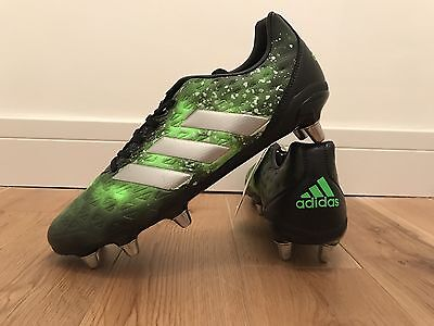 Adidas Kakari Elite SG Rugby Boots Size UK 12 (Men's)