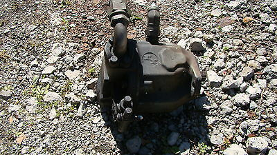 Telsta T-40C Used Front Bumper Mounted Hydraulic Pump For Generac