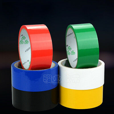 1cm-6cm x 40m Multi-color Box Carton Sealing Packing Shipping Package Tape New
