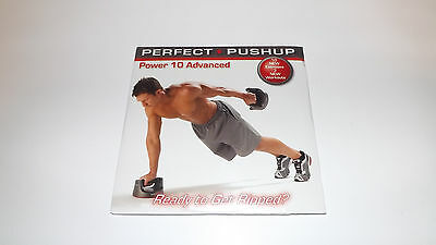 Perfect Pushup  Workout Instructional DVD Factory Sealed New/