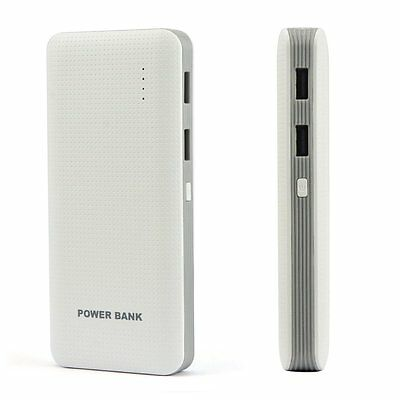 Portable 50000mAh DUAL USB External Battery Power Bank Charger For Cell Phone