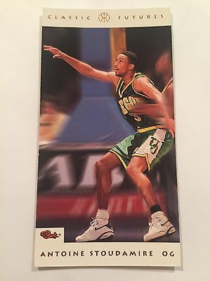 Classic Futures 1993 College Basketball Card Antoine Stoudamire #79