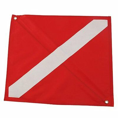 """Scuba Diving Spearfishing Free Dive Flag 12.5"""" x 15.25"""""""