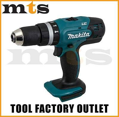 Makita Dhp453 18V Cordless 2 Speed Drill Driver With Hammer Function