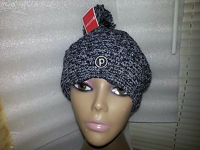 Pure barre ALTERNATIVE  knitted hat POM POM