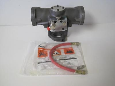 New Binks Air Motor 105450 5 Bar With Hose For Paint Sprayer Hard To Find