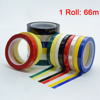 60m - Insulation Electrical Adhesive Mylar Tape High-Temp Transformer Coil Wrap