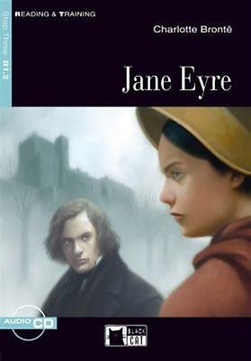 *8853007745* Jane Eyre. Con Cd Audio | Bronte Black Cat-Cideb