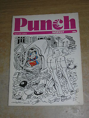 Punch April 20 1983