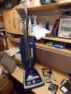 ELECTROLUX Sanitaire System Pro S647 Heavy Duty COMERICAL Upright VACUUM CLEANER