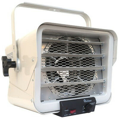 Commercial Electric Heater 240V 6000W Wall Ceiling Mount Hardwired Garage Store