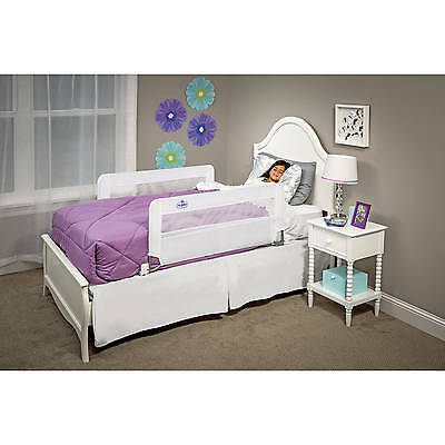 Regalo Double Sided Swing Down Safety Bed Rail, Includes Two Rail's 43-Inch Lon