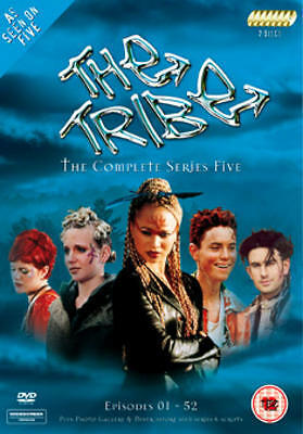 The Tribe - Complete Series 5 (DVD, 2006, 7-Disc Set)