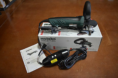 Metabo PWE 11-100 4 inch / 5 inch Variable Speed Wet Polisher