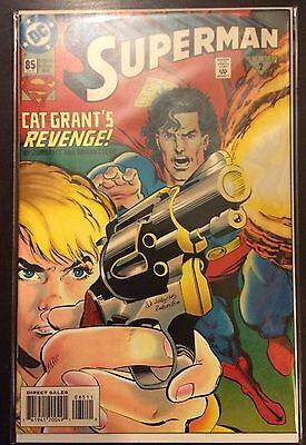Superman (Vol 2) #85 VF NM- 1st Print DC Comics