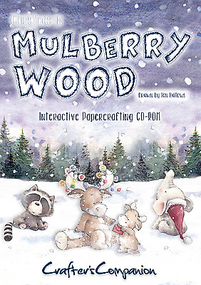 Christmas In Mulberry Wood Crafter's Companion CD Rom