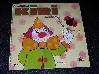 Le Journal De Kiri Le Clown - N°  14 - Juin 1972 - Ortf