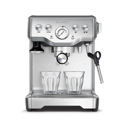 Breville BES840XL The Infuser Espresso Stainless Steel Coffee Machine | NEW