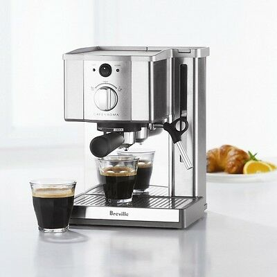 Breville ESP8XL Stainless Steel Café Roma Pump Espresso Machine