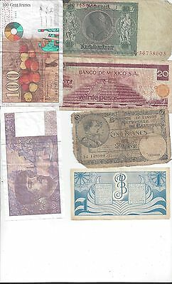Misc. World Currency