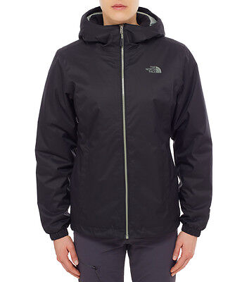 The North Face Women's Quest Insulated Jacket (TNF Black)