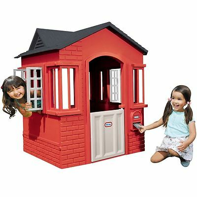 Little Tikes Cape Cottage Play House, Childrens Indoor/Outdoor Playhouse