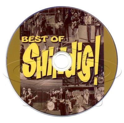 Best of Shindig! DVD (1964-1965) 24 Artists - Beatles, Rolling Stones, The Who..
