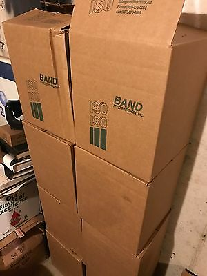 30 Boxes - 50 Stainless Steel Sign Mounting Bracket It Straps On (Bolts/Washer)