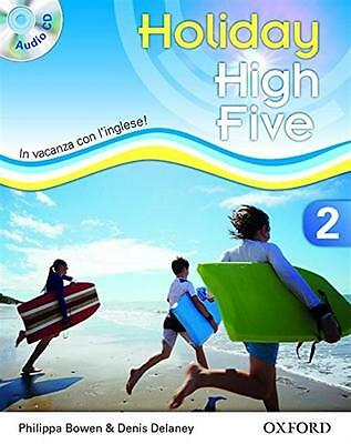 *019466354X* High Five On Holiday. Student Book. Con Espansione Online. Con Cd.