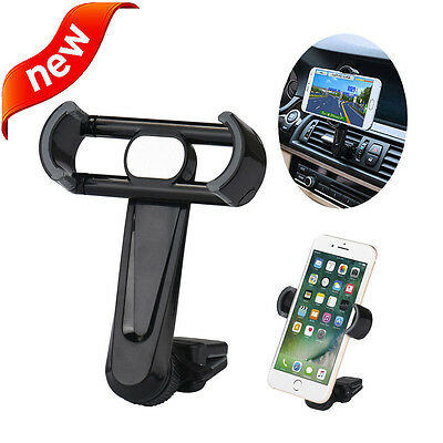 Car Phone Holder Air Vent Mount Mobile Phone Stand Cradle for Smartphone GPS