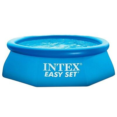 Piscina hinchable INTEX Easy Set 244x76 cm
