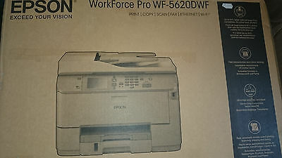 Epson WorkForce Pro WF-5620 DWF Network Multifunction A4 Color Ink Printer