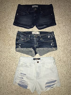 Hollister and Guess Shorts Lot Size 1