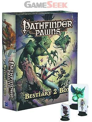 Pathfinder Bestiary 2 Pawn Box - Toys Brand New Free Delivery