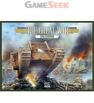 Tank: The Great War Boardgame Exp - Toys Brand New Free Delivery
