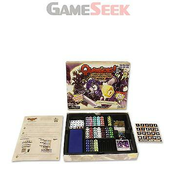 Quarriors! Core Game - Games/puzzles Board Games Brand New Free Delivery