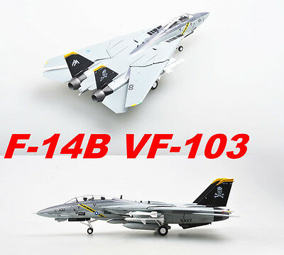 Easy Model 1/72 USAF F-14B VF-103 NO.100 Plast Fighter Model #37186
