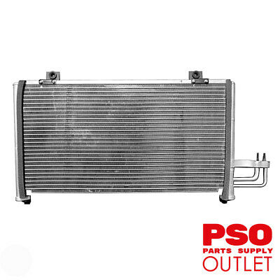 NEW Kia Mentor A/C Condenser fits 1.5L BF 4 PET 4DR 618/322/18 W/OUT DRIER