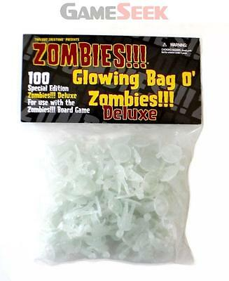 Glowin' Bag O' Zombies!!!: Deluxe!!! - Toys Brand New Free Delivery